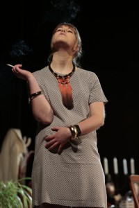 goba theater vorname rauchen