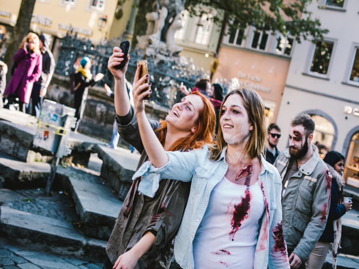 zombiwalk goba tit